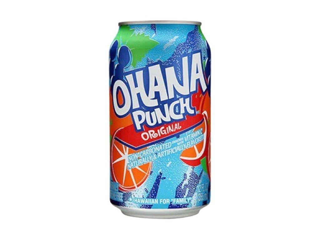 Faygo Ohana Punch 355ml