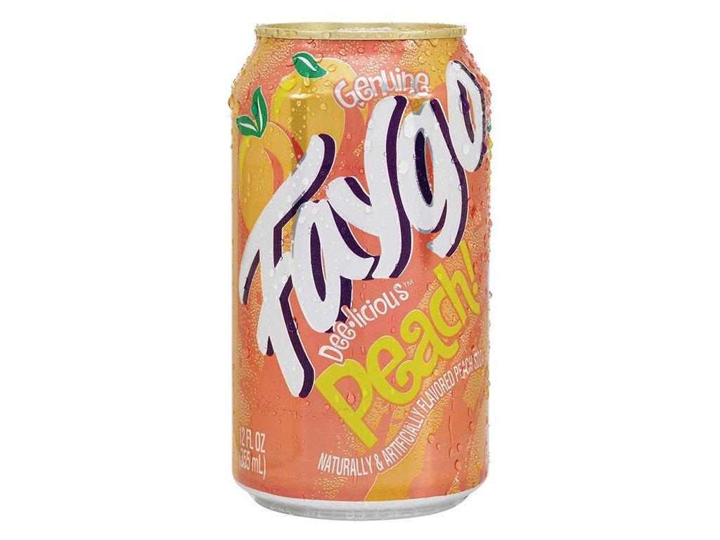 Faygo Peach 355ml
