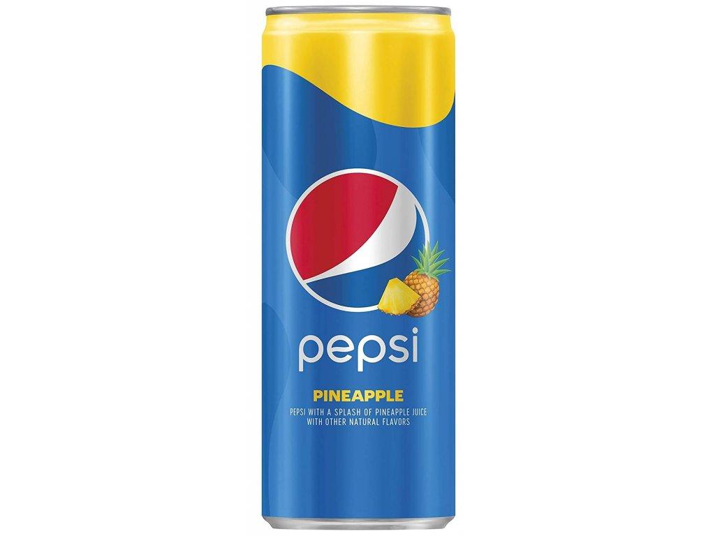 Pepsi Pineapple Splash 355ml