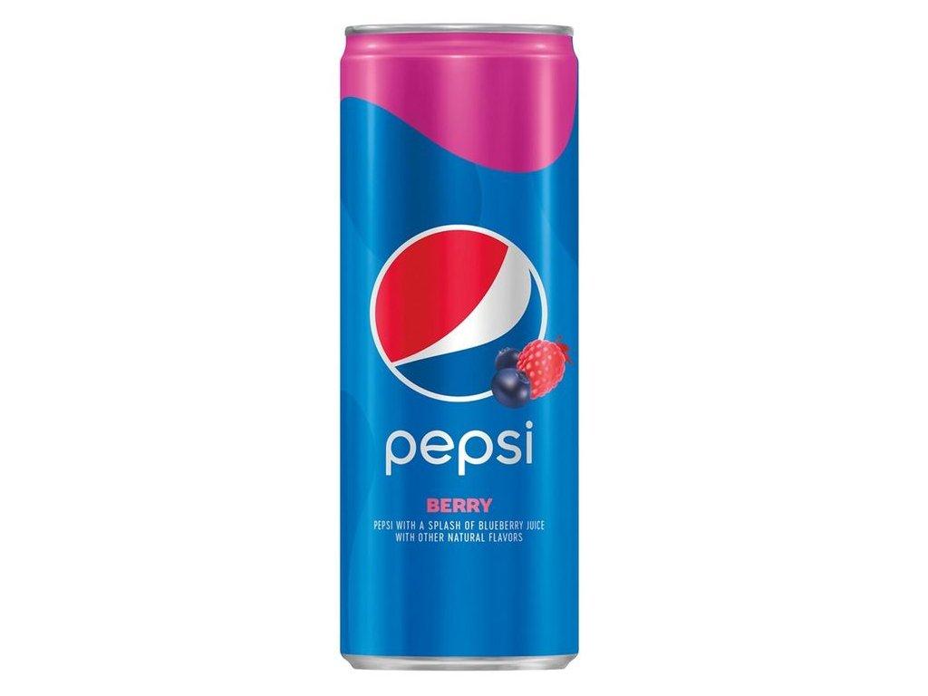 Pepsi Berry Splash 355ml