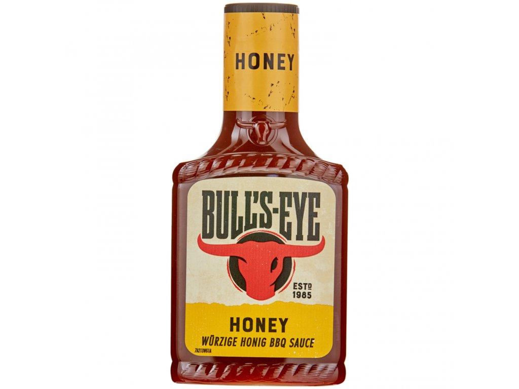 Bull's Eye Honey BBQ Sauce 350g