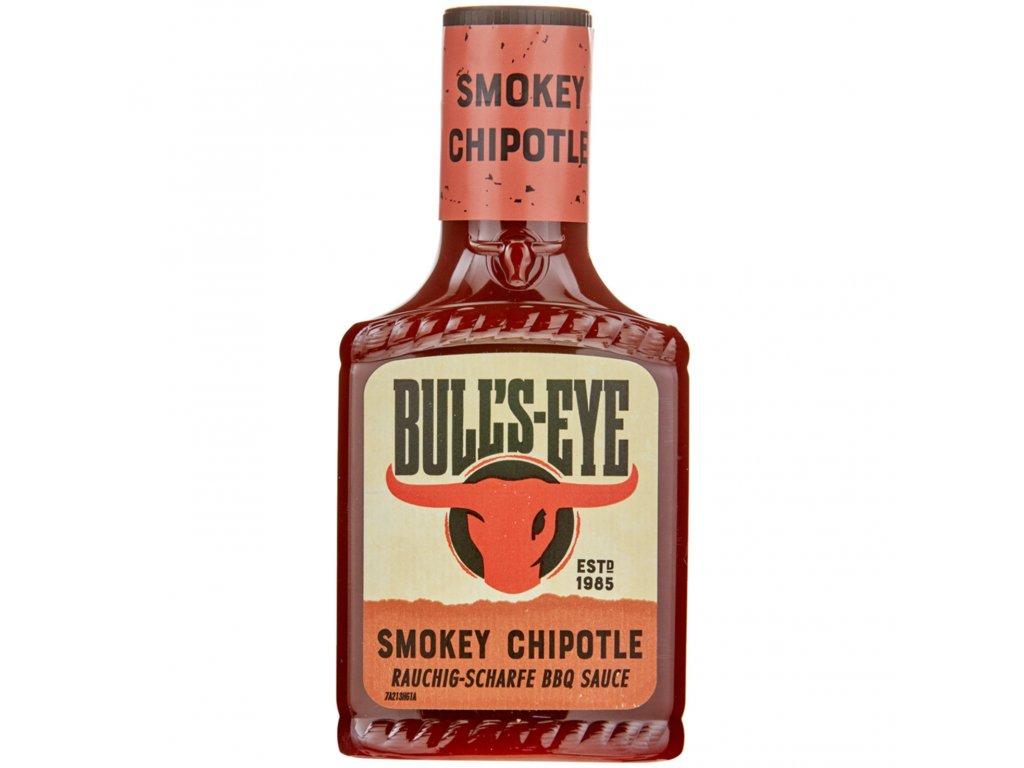 Bull's Eye Smokey Chipotle BBQ Sauce 345g