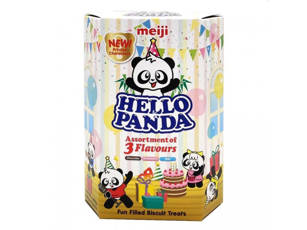 Meiji Hello Assortment Of 3 Flavours 260g