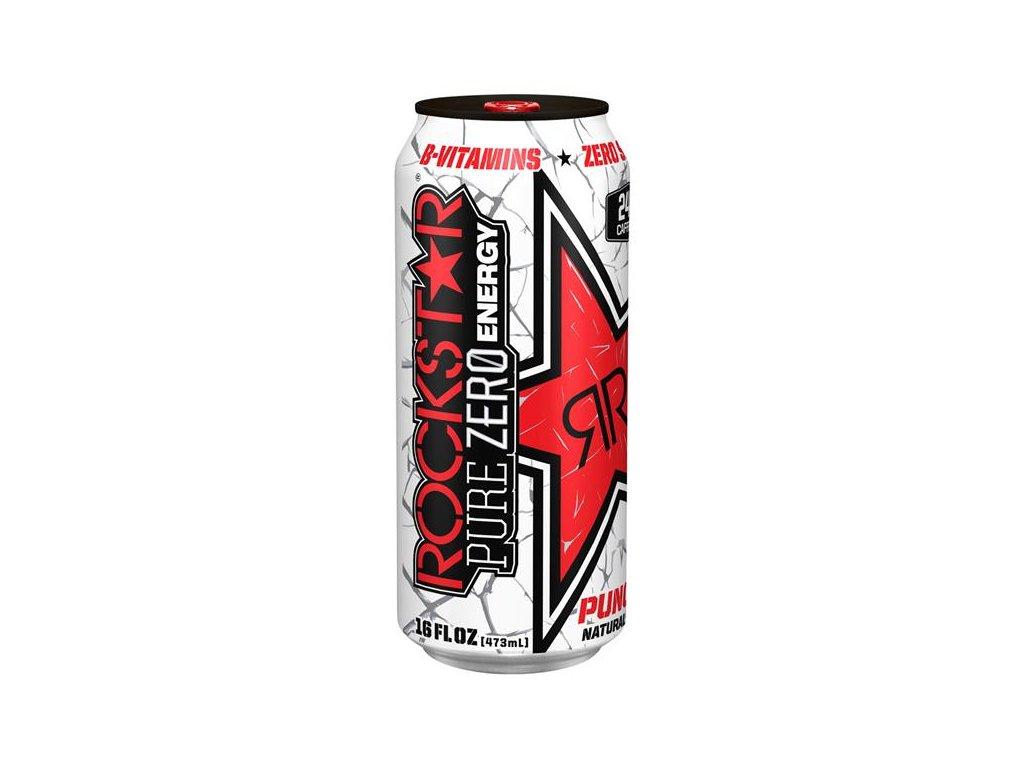 Rockstar Pure Zero Punched 473ml