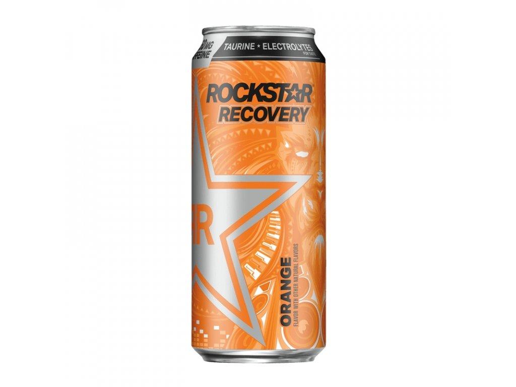 Rockstar Recovery Orange 473ml