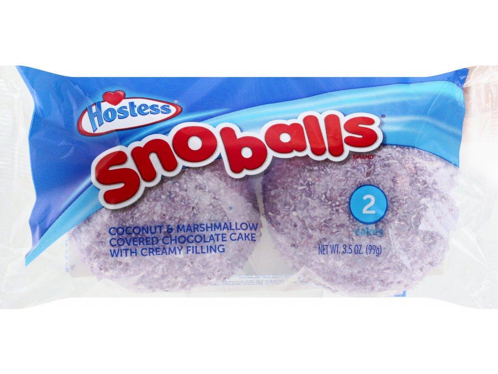 Hostess SnoBalls Purple 99g