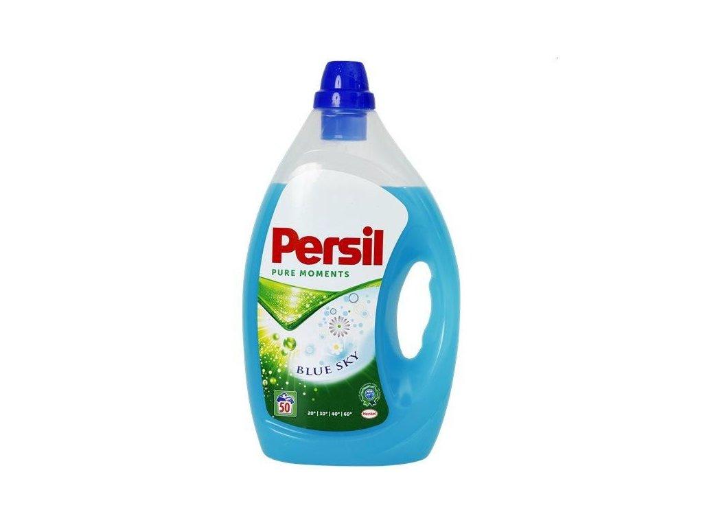 Persil Pure Moments na barevné a bílé prádlo 50 dávek 2,5l