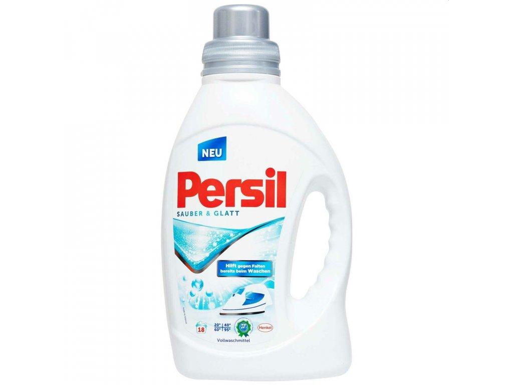 Persil Sauber & Glatt Gel 18 dávek 1,314l