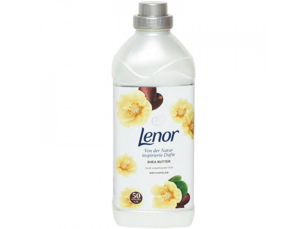 Lenor Shea Butter 50 dávek 1,5l
