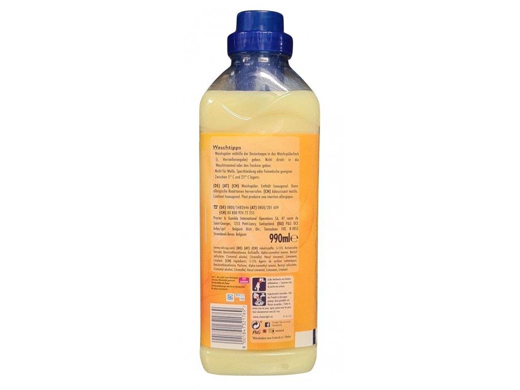 Lenor Sommerbrise 33 dávek 990ml