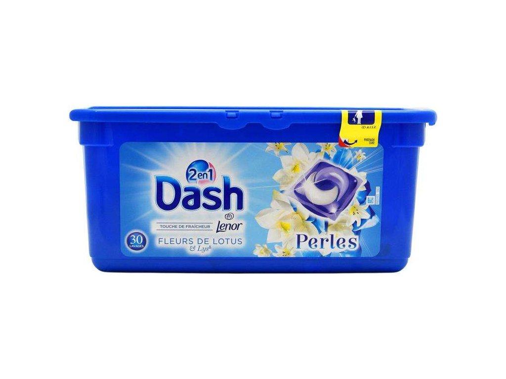Dash 2in1 Pods Perlers Fleurs De Lotis 30 dávek 792g