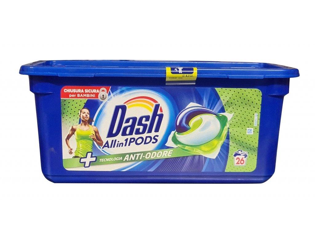 Dash All in1 Pods Ati odore 26 dávek 704,6g