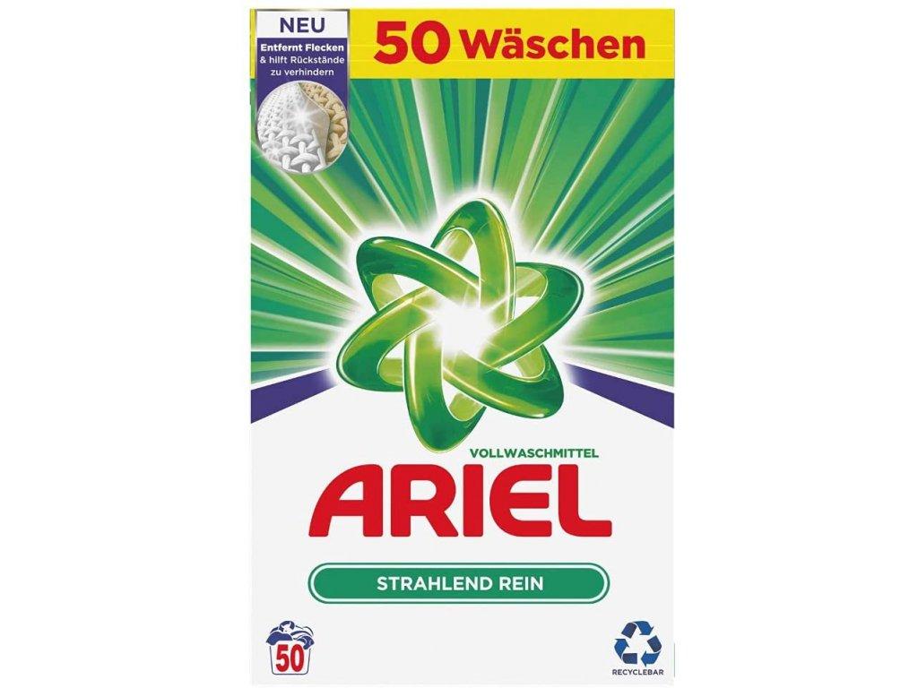 Ariel Universal prášek prášek 50 dávek 3,25kg