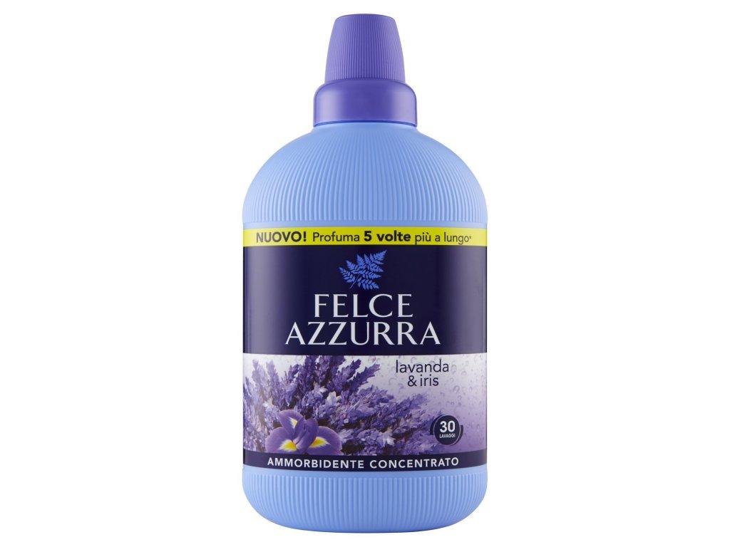 Felce Azzurra aviváž Lavanda & Iris 30 dávek 750ml