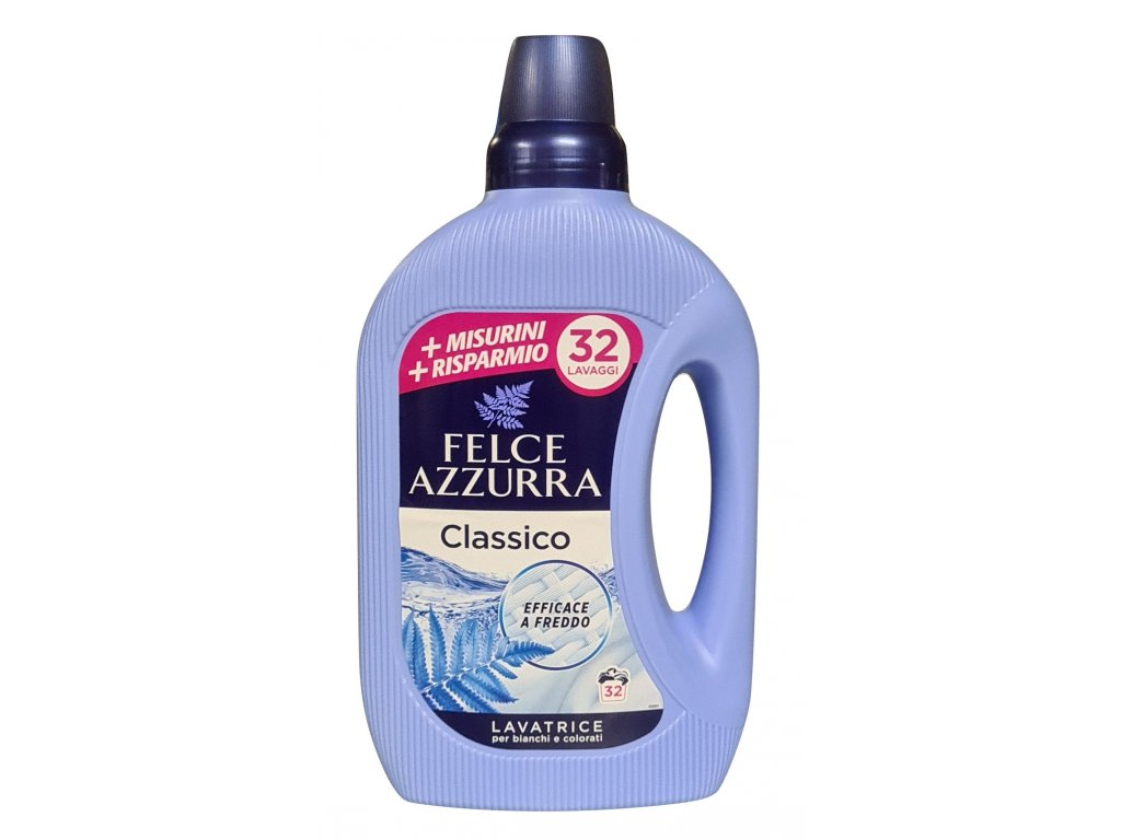Felce Azzurra prací gel Classico 32 dávek 1,595ml