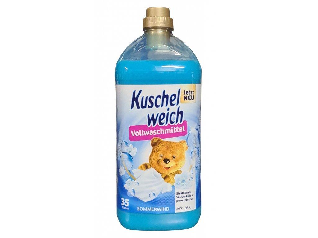 Kuschelweich Sommerwind prací gel 35 dávek 1,925l