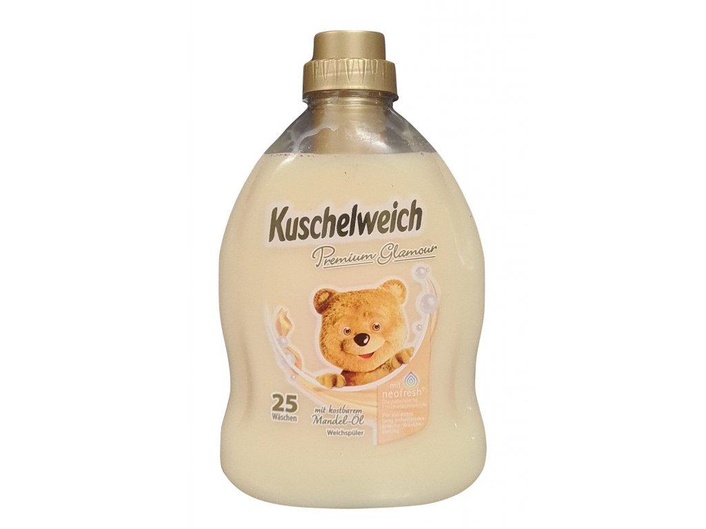 Kuschelweich Premium Glamour Mandel Oil aviváž 25 dávek 750ml