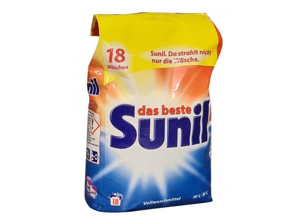 Sunil Universal prací prášek 18 dávek 1,215kg