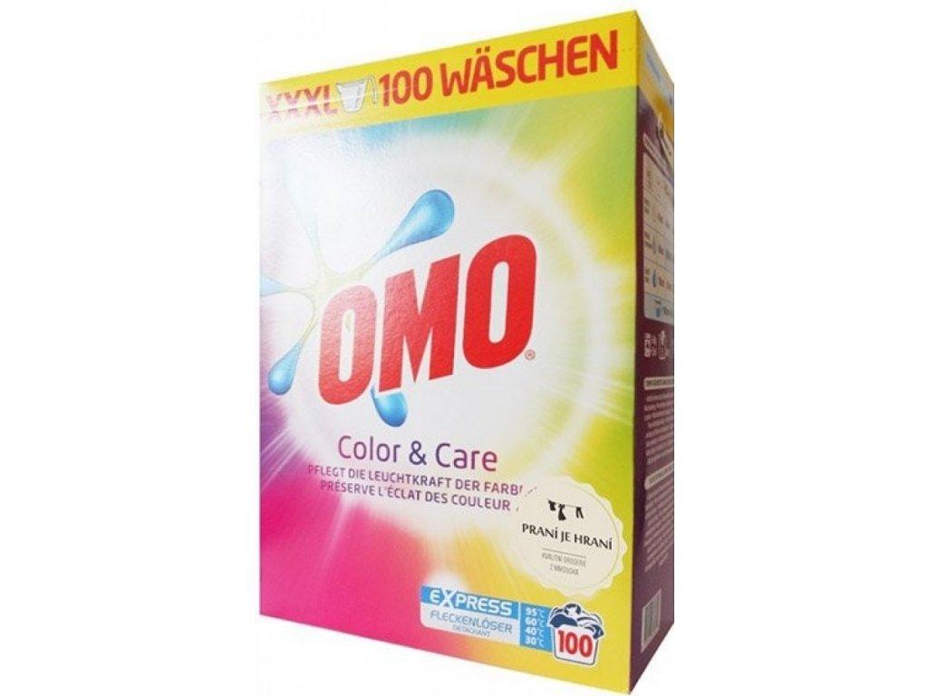 OMO Color prací prášek 100 dávek 6,5kg