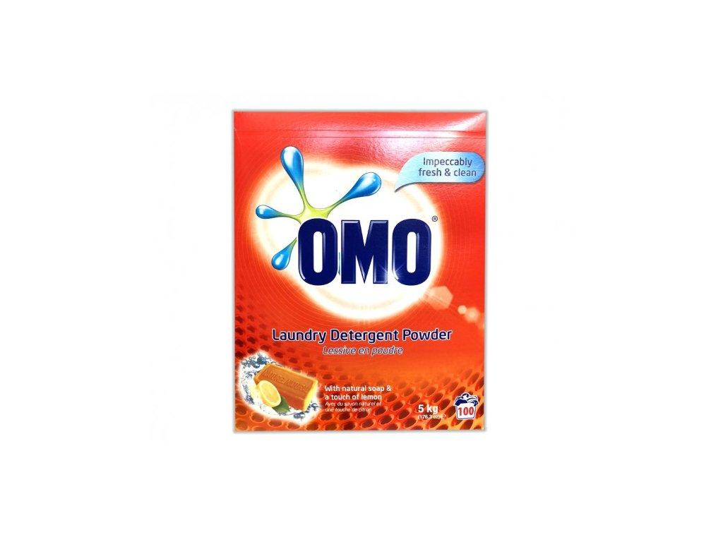 OMO Laundry Detergent Lessive en poudre prací prášek 5kg