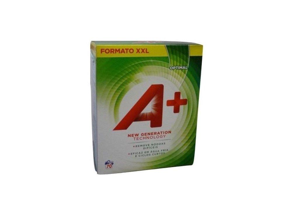 Ariel A+ Universal Optimal prací prášek 70 dávek 4,5kg