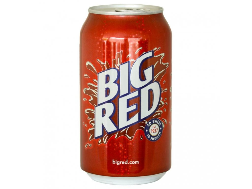 Big Red 355ml
