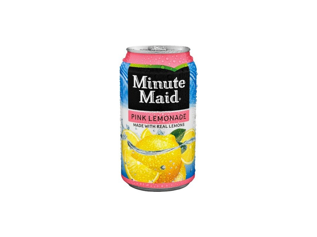Minute Maid Pink Lemonade 355ml