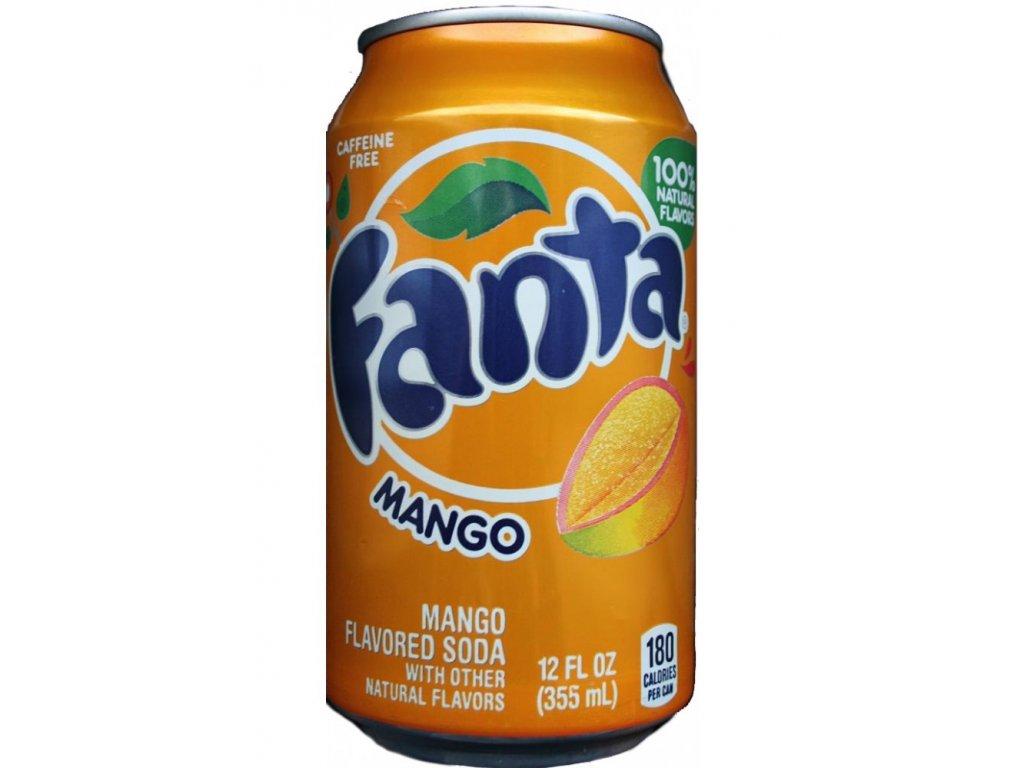 Fanta USA Mango 355ml