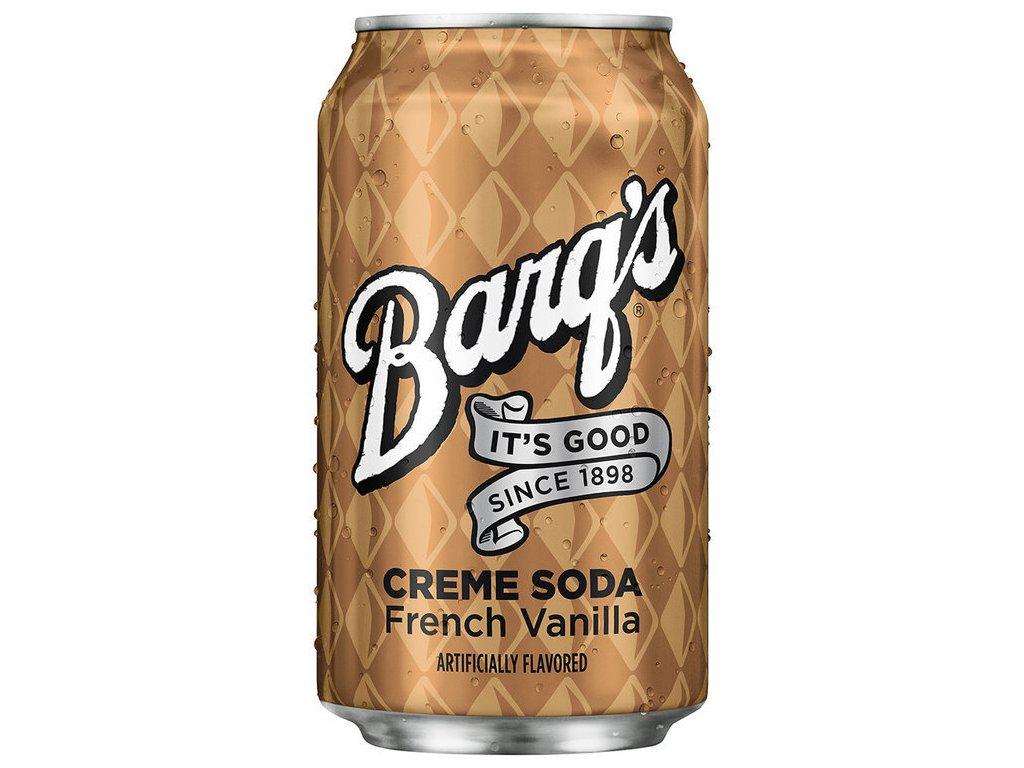 Barq's French Vanilla Cream Soda 355ml