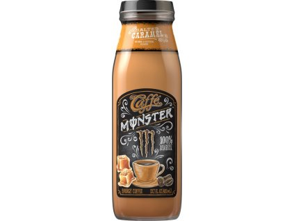 Monster Caffe Salted Caramel 405ml
