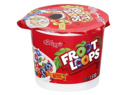 Kellogg's Froot Loops kelímek 42g