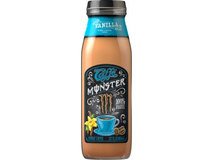 Monster Caffe Vanilla 405ml