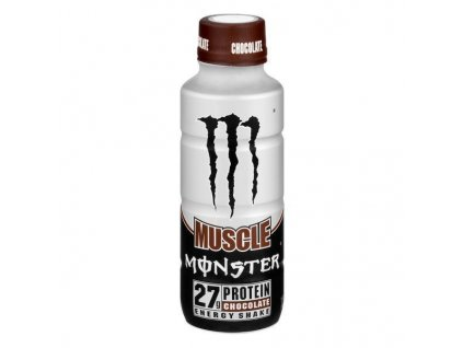 Monster Muscle Energy Shake Chocolate 444ml