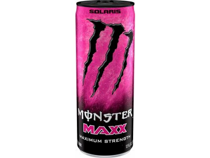 Monster Energy MAXX Solaris 355ml