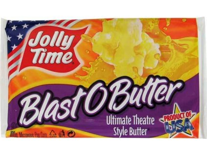 Jolly Time Popcorn Blast O Butter 100g