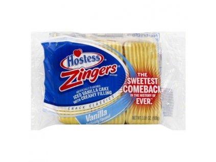 Hostess Vanilla Zingers 108g