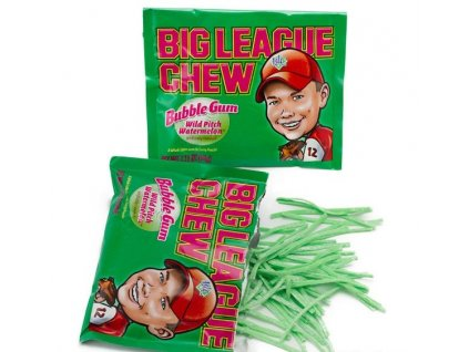 Big League Chew Bubble Gum Watermelon 60g