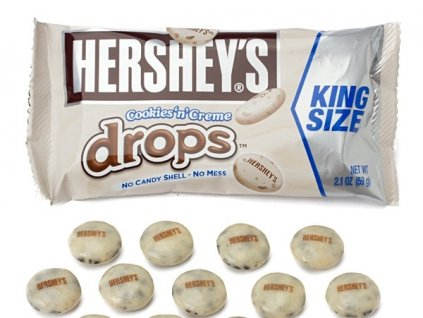 Hershey's Cookie n Creme Drops King Size 59g
