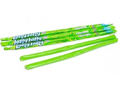 Wonka Laffy Taffy Rope Sour Apple 23g