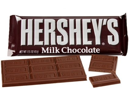Hershey's Milk Chocolate Bar 43g