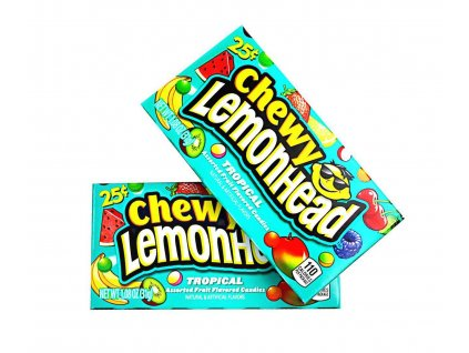Chewy Lemonhead Tropical 23g