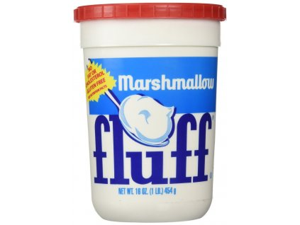 Vanilla Marshmallow Fluff 454g