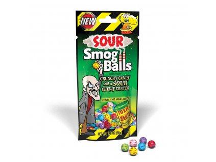 Toxic Waste Smog Sour Balls 85g