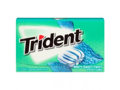 trident mint sweet
