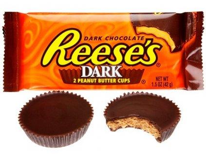 Reese's Dark 2 Peanut Butter Cups 42g