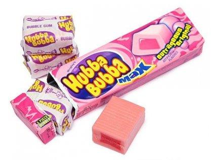 Hubba Bubba Max Outrageous Original 43g