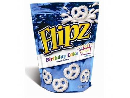 Flipz Pretzels Birthday Cake 141g