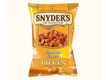 Snyders Pretzels Cheddar 125g