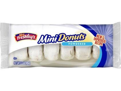 Mrs. Freshley's Mini Donut Powdered 85g