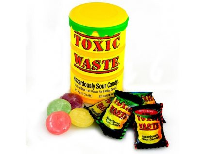 Toxic Waste Yellow Drum 48g